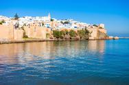 Rabat in Morocco Stock Photos