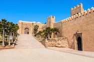 Kasbah in Rabat Stock Photos