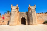 Chellah in Rabat Stock Photos