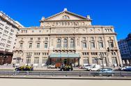 Teatro Colon, Buenos Aires Stock Photos