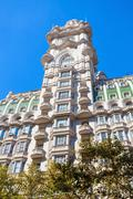 Palacio Barolo, Buenos Aires Stock Photos