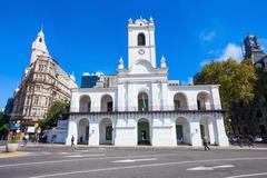 The Buenos Aires Cabildo Stock Photos