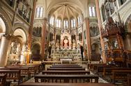 Basilica del Santisimo Sacramento Stock Photos