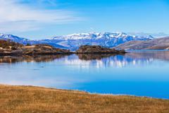 Lago Del Toro Lake Stock Photos