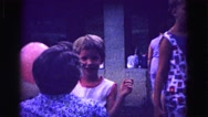 1971: family is seen going on trip with small child OMAHA, NEBRASKA Stock Footage