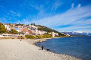 Bariloche landscape in Argentina Stock Photos
