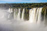 The Iguazu Falls Stock Photos