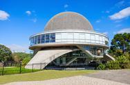 The Galileo Galilei Planetarium Stock Photos