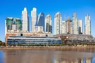 Puerto Madero, Buenos Aires Stock Photos