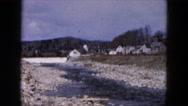 1957: forest area is seen HICKSVILLE, NEW YORK Stock Footage