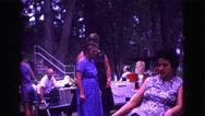 1971: outdoor scene OMAHA, NEBRASKA Stock Footage