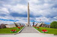 Great Patriotic War Museum Stock Photos