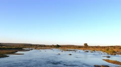 South africa olifants river Stock Footage