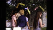 1974: birthday party for julie whole family is there to celebrate FORT WAYNE Stock Footage