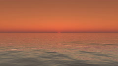 4k, Sun Rise Over Ocean, Sunrise Time Lapse Arkistovideo