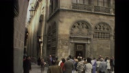 1978: excursion in the old city LAS VEGAS Stock Footage