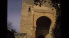1978: tourist area is seen LAS VEGAS Stock Footage