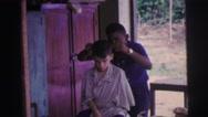 1967: outdoor scene BRAZIL Stock Footage