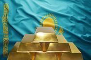 Kazakhstan gold reserves Stock Photos