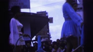 1967: parade is seen BRAZIL Stock Footage
