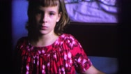1967: let me show you my wardrobe. BRAZIL Stock Footage