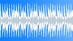 Impending Love - uplifting, upbeat, fun, electronic, pop (loop 1 background) Stock Music