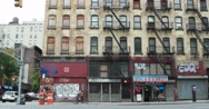 Old Buildings in Manhattan New York City 4K Stock Video Stock Footage