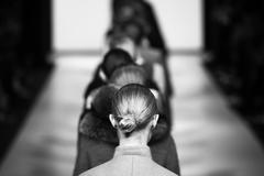 Fashion Show, A Catwalk Show, Runway Event themed photo Stock Photos