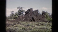 1958: forest area is seen MONTANA Stock Footage