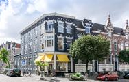 ROTTERDAM, Netherlands - August 10 : Street view of Rotterdam on August 10, 2 Stock Photos