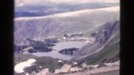 1958: beautiful views of environment MONTANA Stock Footage