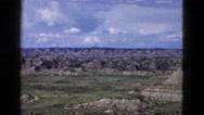 1958: vast mountain area is seen MONTANA Stock Footage