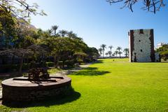 30.03.2016 - San Sebastian de la Gomera. Canary Islands. Stock Photos