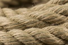 Old rope close up Kuvituskuvat
