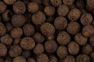 Pepper seeds Stock Photos