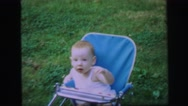 1972: toddlers is seen LYNBROOK, NEW YORK Stock Footage
