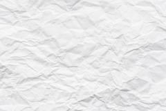 White creased paper Kuvituskuvat