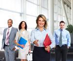 Business team. Stock Photos