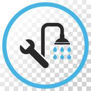 Plumbing Vector Icon Stock Illustration
