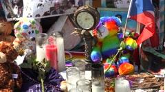 ORLANDO, FL/USA.Pulse, a gay nightclub in Orlando, Florida. Stock Footage