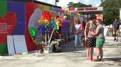 ORLANDO, FL/USA. Pulse, a gay nightclub in Orlando, Florida. Stock Footage