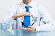 Protect your business Stock Photos