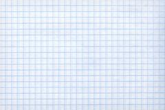 Detailed blank math paper pattern Stock Photos