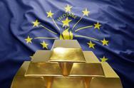 Indiana gold reserves Stock Photos