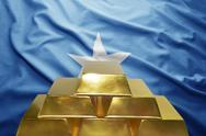 Somalia gold reserves Stock Photos
