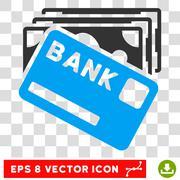 Credit Money Vector Icon Piirros