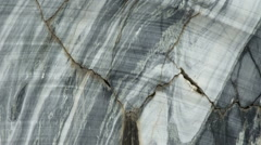 Marble texture, close up Stock Footage
