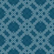 Knot tribal seamless pattern Piirros