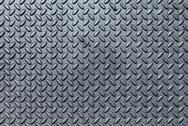 Steel floor surface texture Stock Photos