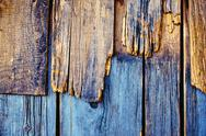 Rough weathered wood texture Stock Photos